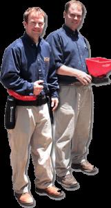 Local Pest Control technicians