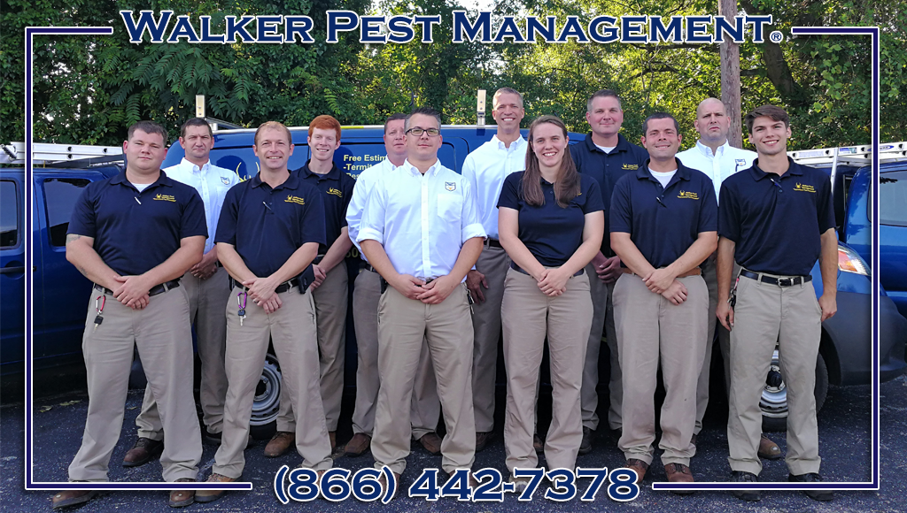 South Carolina Pest Control, Walker Pest Management team picture