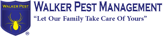 Walker Pest Management logo & slogan